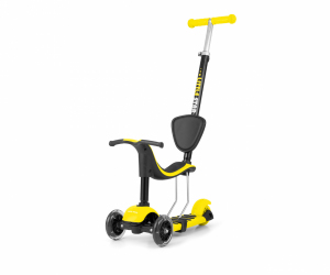 Scooter Little Star Yellow